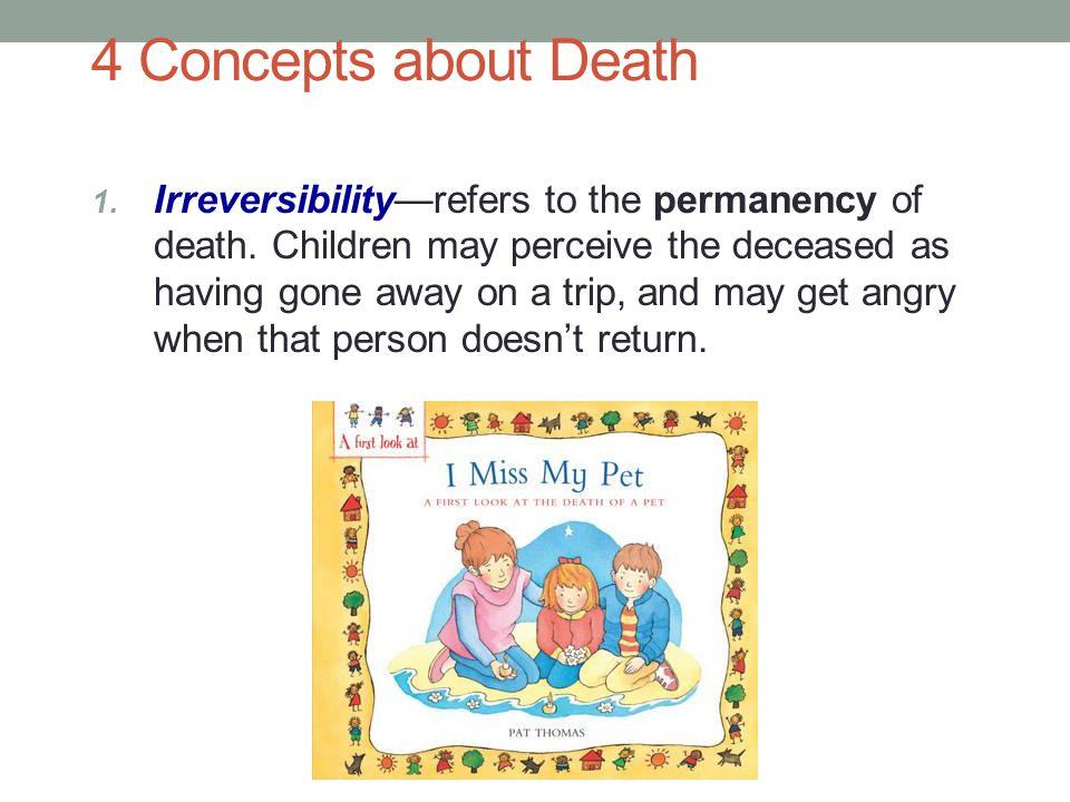 children concept about death Keywords = children\{textquoteleft}s understanding of death, death concepts, death education, death education in early childhood, experimental study of death education.
