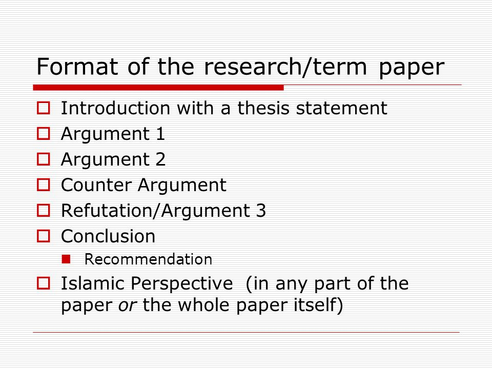"parts of the introduction of the research paper The introduction – the body – the conclusion people always seem to be afraid of the introduction ""how do i start this paper if it's a research."