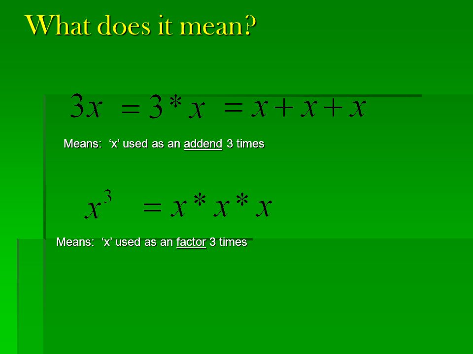 Math is a language learn the words ppt video online for What does diction mean