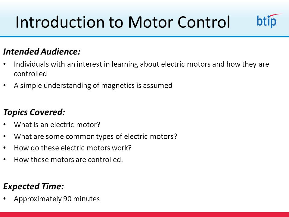Bridging theory in practice ppt video online download for How does a simple motor work