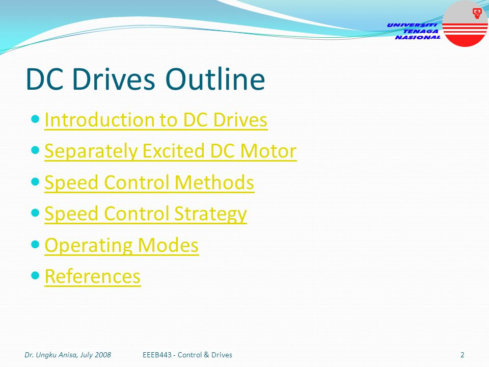 Eeeb443 control drives speed control of dc motors by for Motor speed control methods