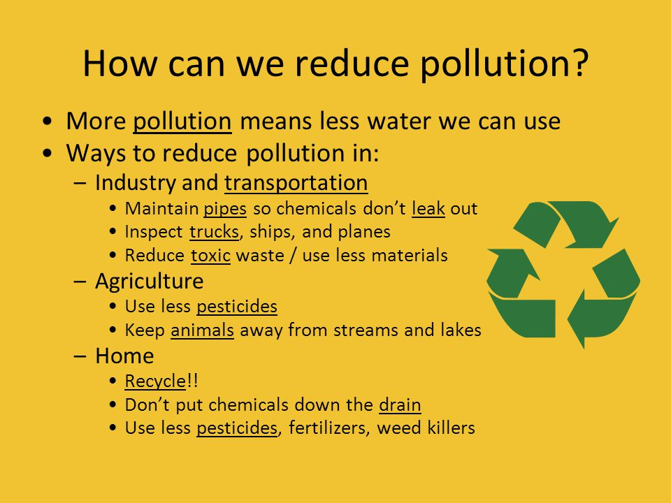 speech on reduce water pollution This can range from reducing our water use and recycling water to preventing litter or pollution from  there are many ways we can reduce our impact on the water .
