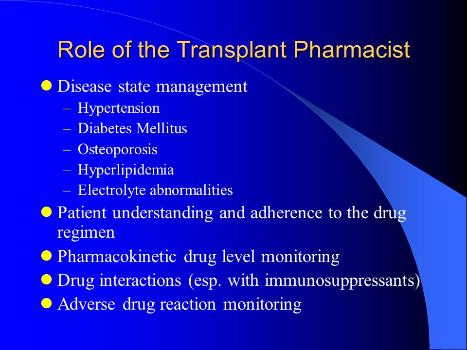 New Developments in the Management of Kidney Transplant