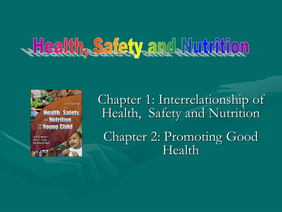 the holistic approach to children s safety nutrition and health