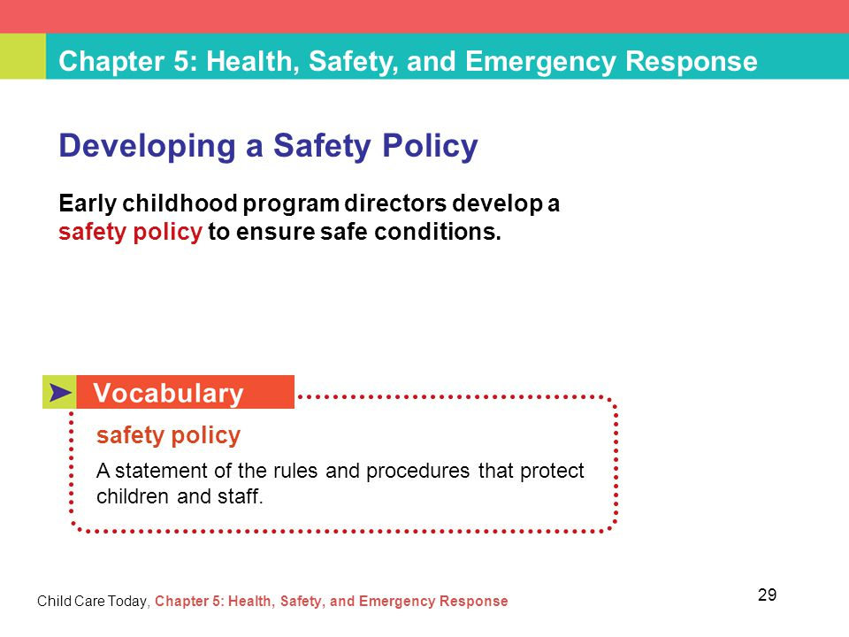 policies and procedures accidents illness and emergencies cypop 5 Related to documenting and reporting of injuries or illnesses of a 'person  a child  care program should have injury and illness policies and  occur eg, missing  child, emergency/evacuation plan, records and  page 5 of 11.