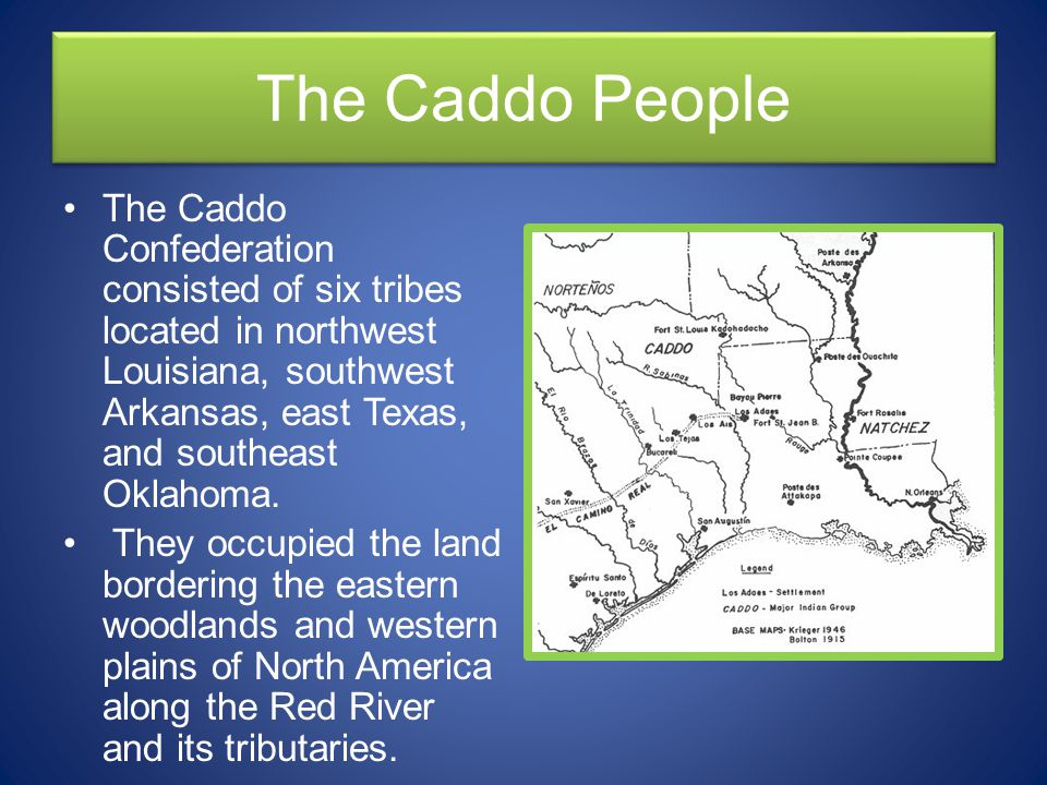 The Caddo People