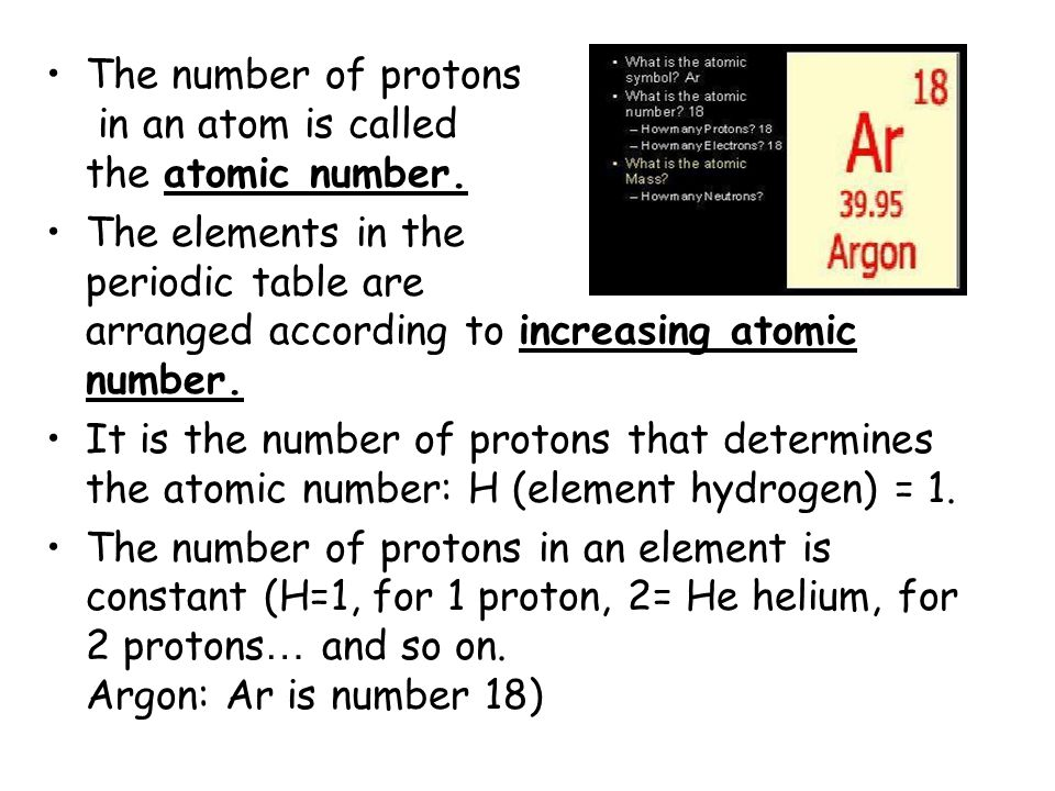 Atoms, the Periodic Table - ppt download