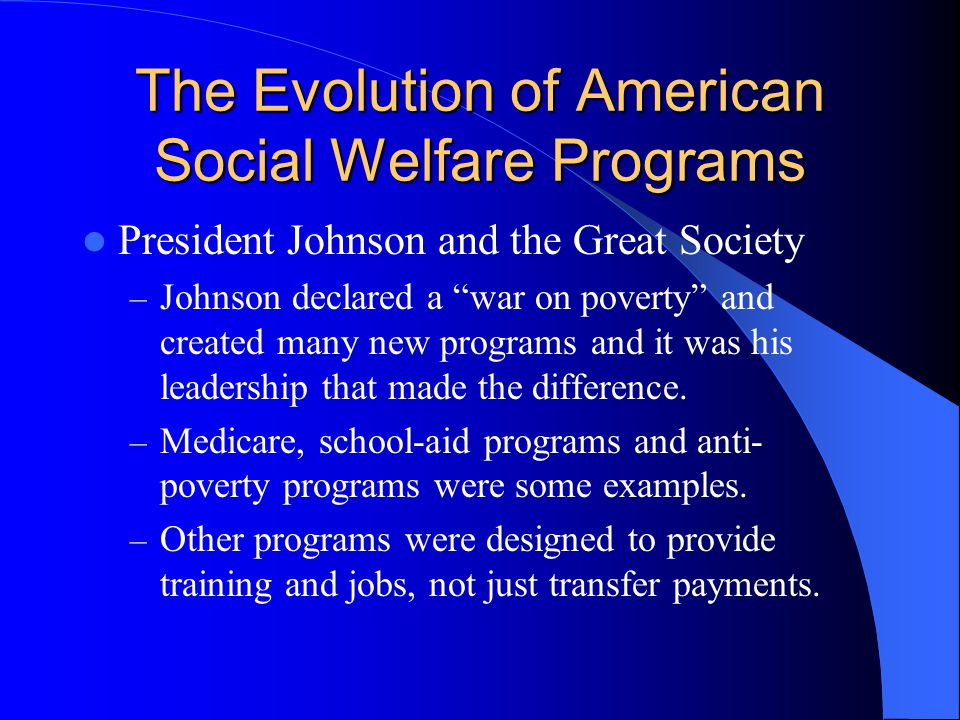 social welfare programs Social welfare revises academic program updated msw curriculum includes  three new concentrations and a leadership component.
