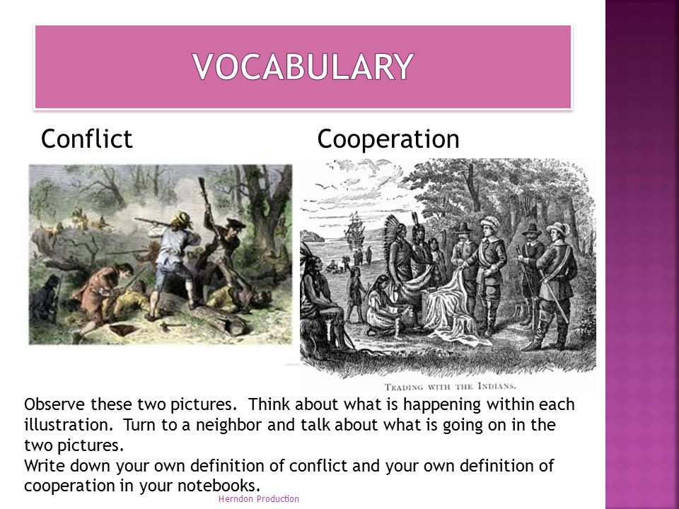 conflict between english settlers and native americans