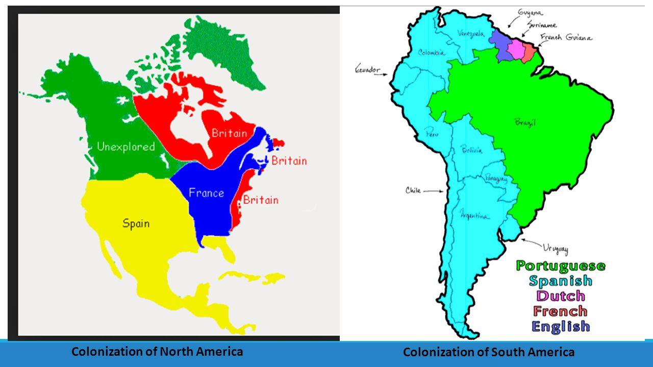 english colonization of north america essay