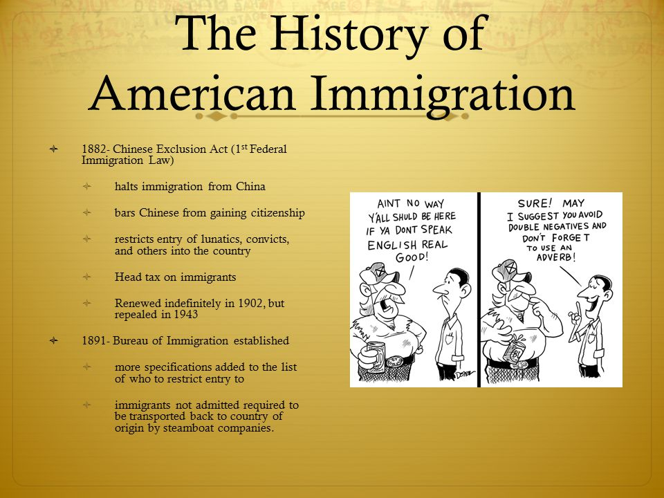 Asian American Immigration History 98