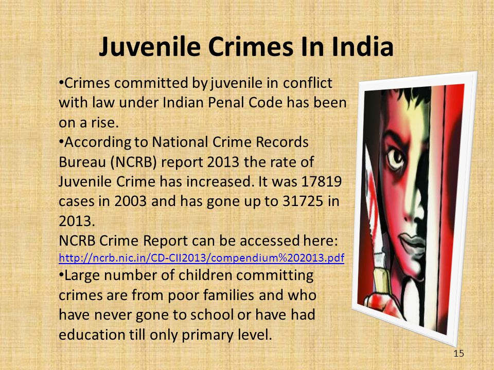 juvenile crime is on the rise in the usa Time, the crime rate may be expected to rise alarmingly if only because of the   giving us about 200 cases of juvenile delinquency a year if these figures are to.