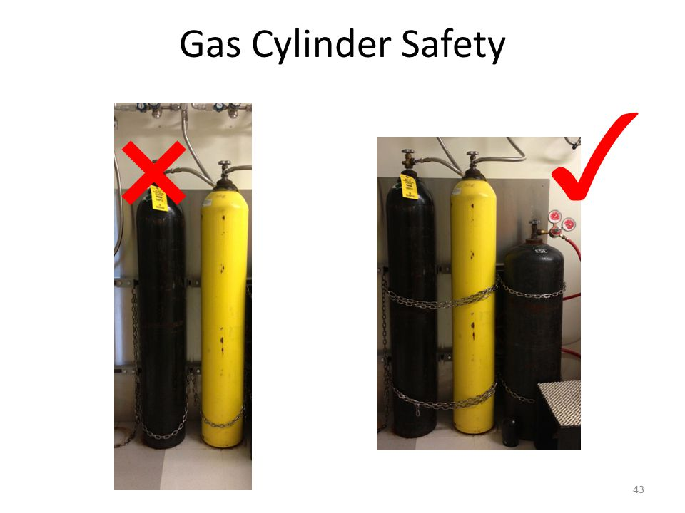Gas Cylinders Gas Cylinders Safety