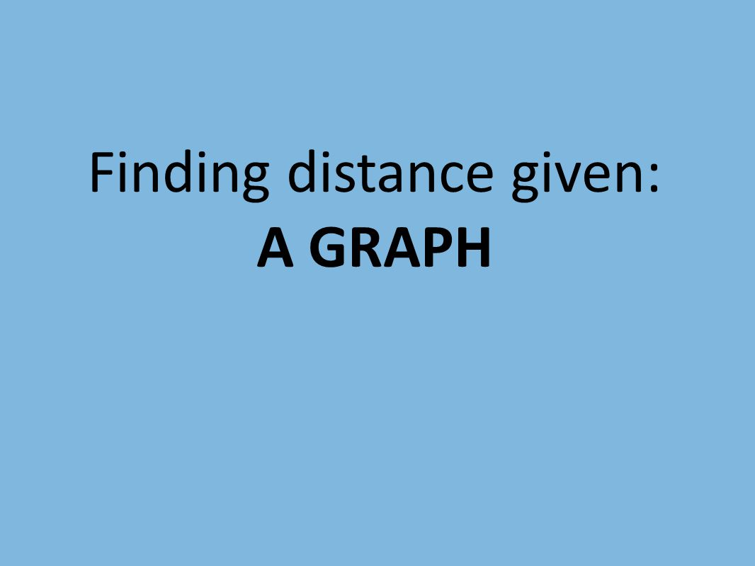 finding distance B example find the distance between and solution use the distance formula: ans c circles a circle is the set of points a fixed distance from a center.