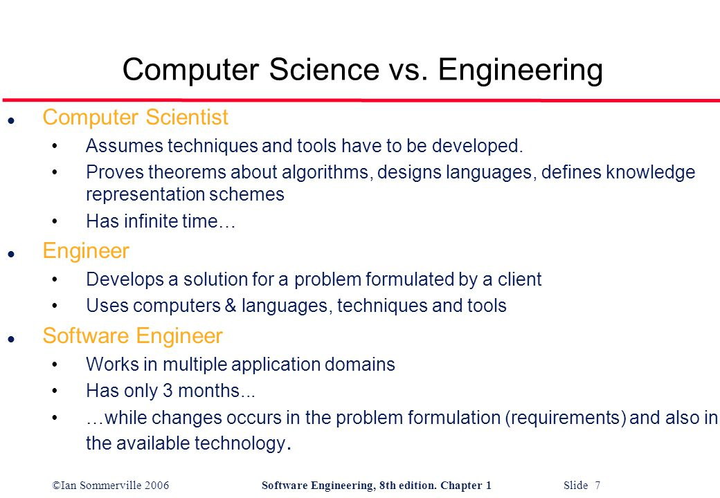 an introduction to software engineering   ppt video online