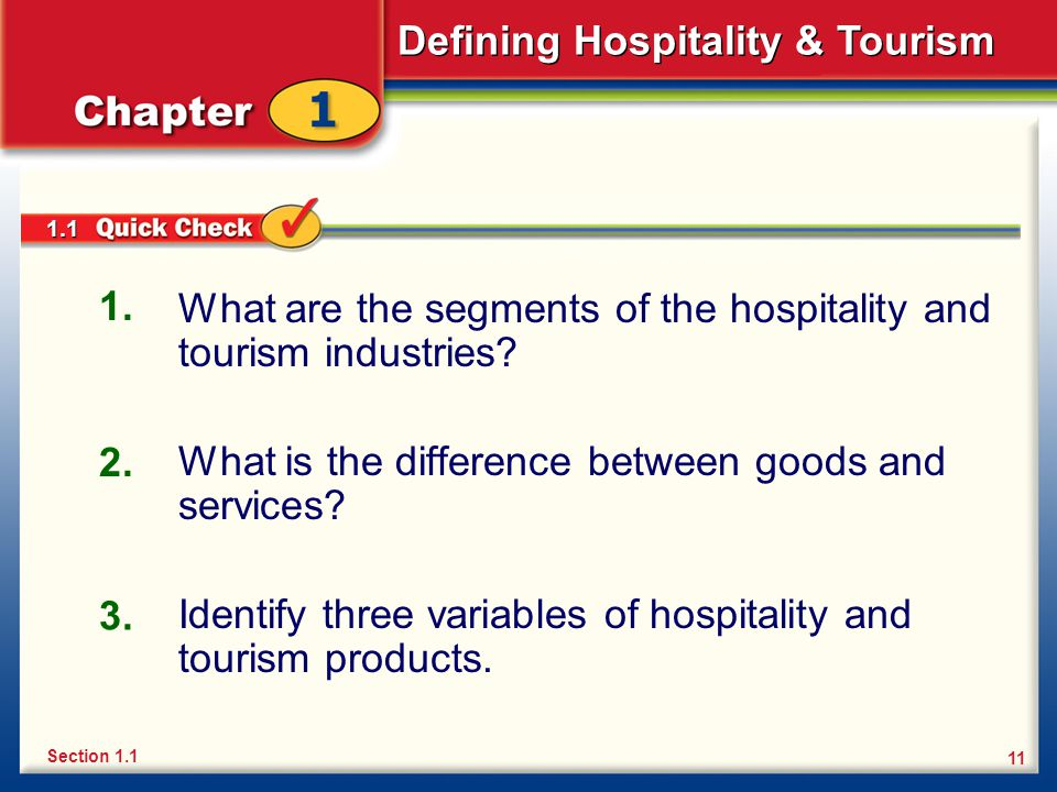 the tourism industry within the service Among the service industries, tourism is especially significant in terms of its sensitivity to quality issues, impact on national economies, and recent expansion for many countries, international tourism has been an indispensable source of foreign‐currency earnings in 1999, international tourism and international fare.