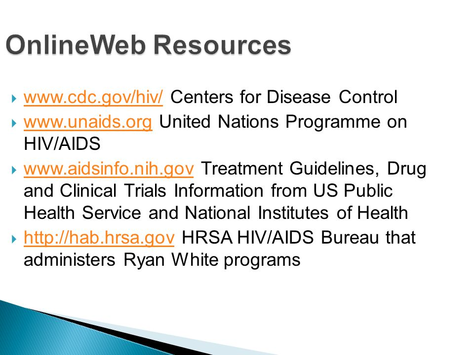 HIVAIDS treatment and prevention medical practice guideline documents and related reports and reference materials Guidelines prepared by expert panels convened by U