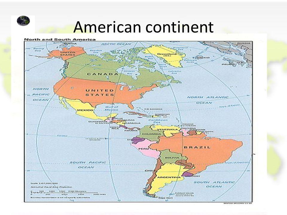 american continen