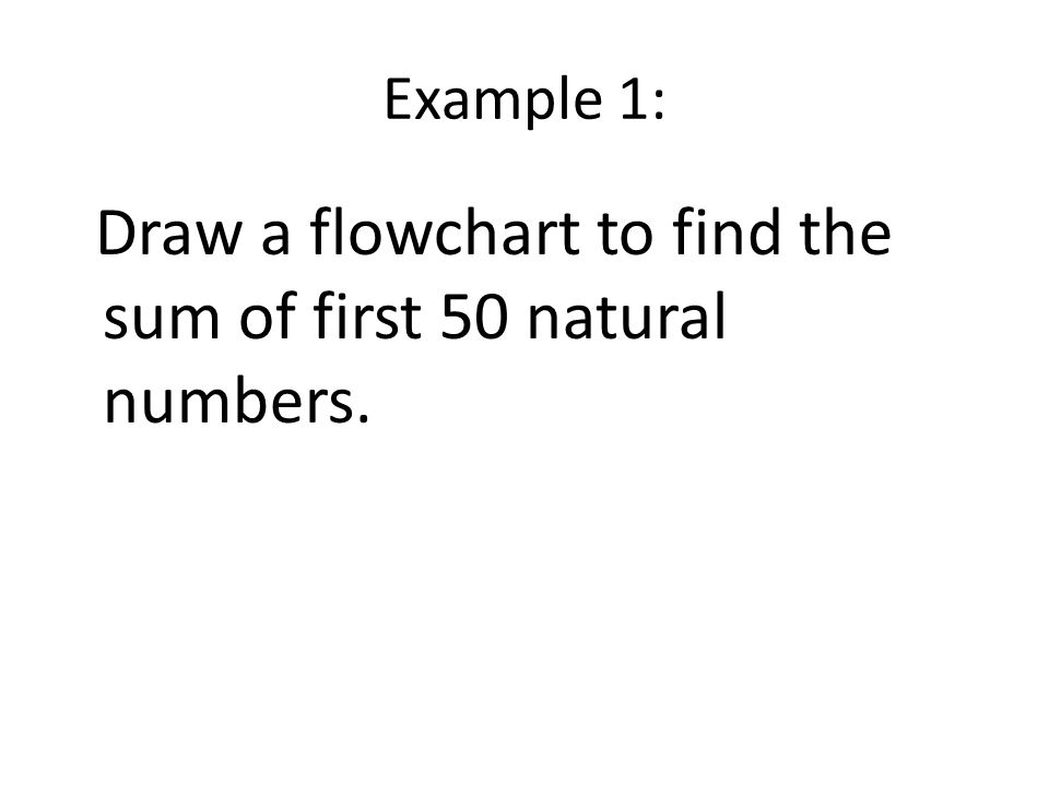 sum of natural numbers 1 to relationship