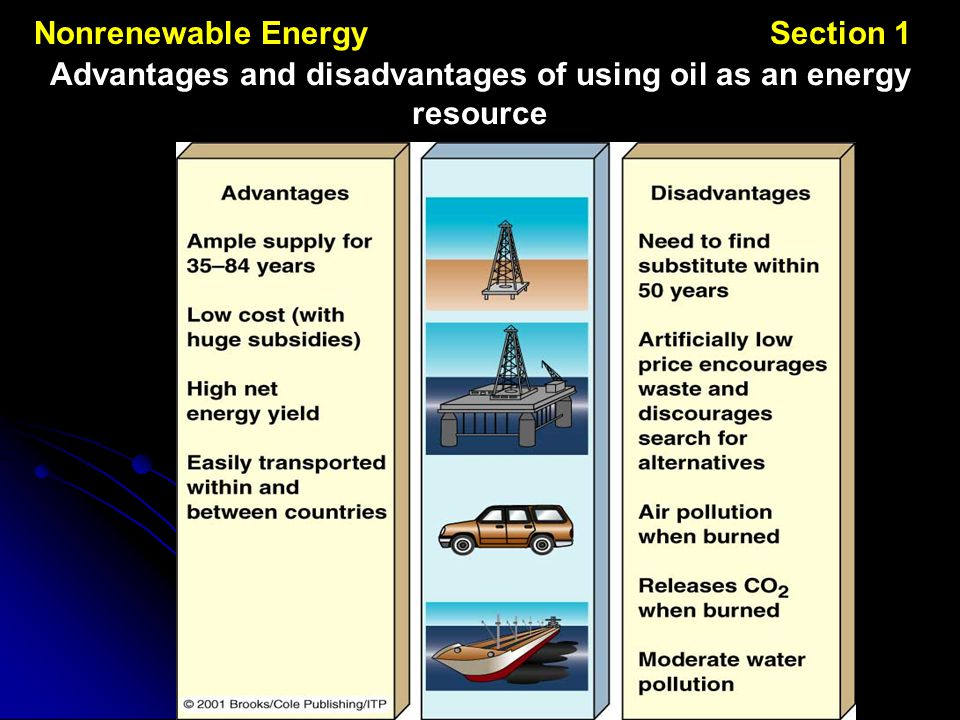 advantages and disadvantages of oil conservation This article is going to discuss the advantages of geothermal energy  while at  the same time conserving oil and natural gas resources for higher  couk/blog/ 2014/04/advantages-and-disadvantages-of-geothermal-energy.