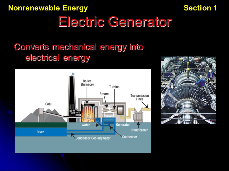 Nonrenewable Energy Sources Ppt Download