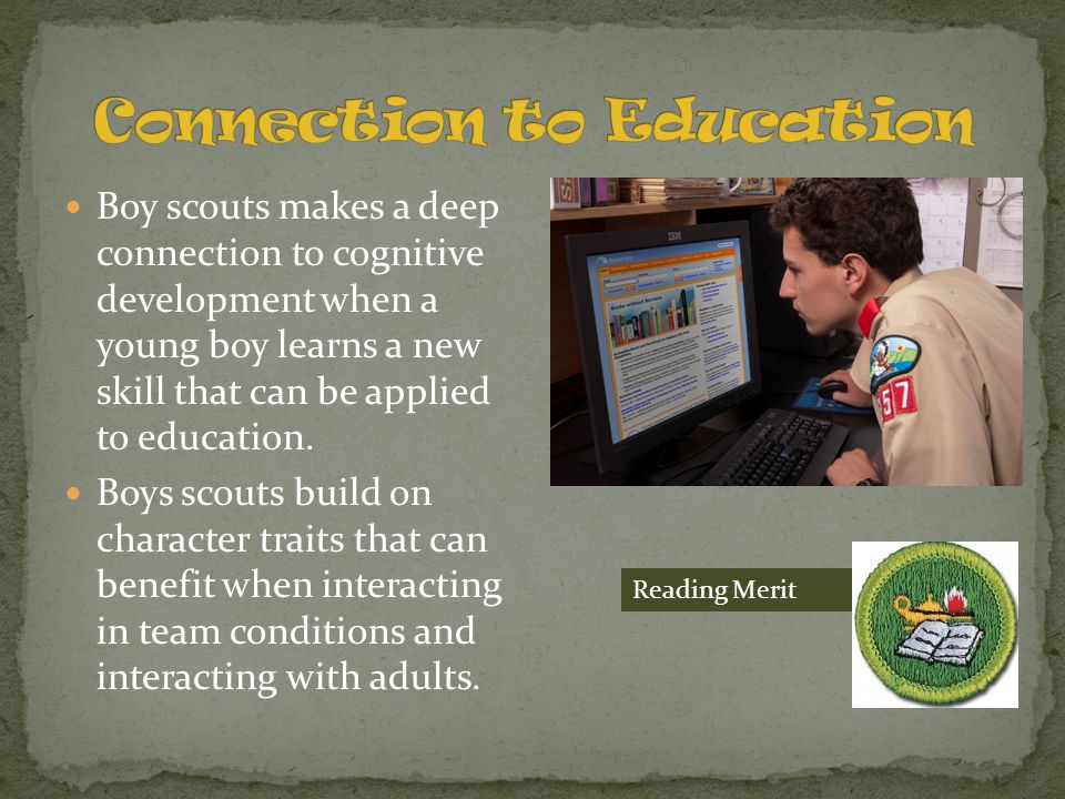 Connection to Education