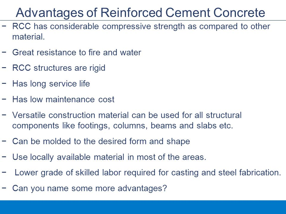 advantages and disadvantages of cement industry Industries are necessary for the well being of the people of every country because industry together with agriculture helps the country in.