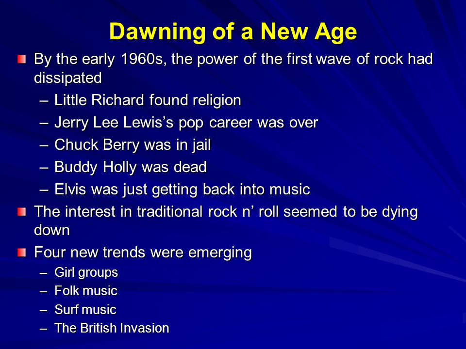 the rise of an era of punk music and its influence on the pop culture How did mass media change the us in the 1950s the women of this era became domesticated world is an example of how consumerism has had an influence on 1950s.
