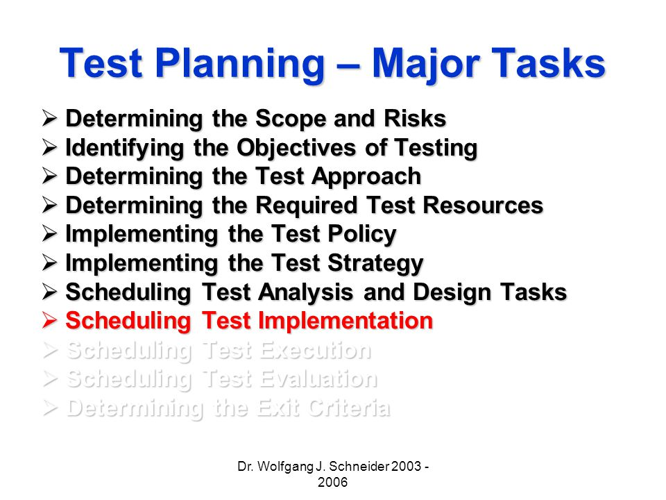 Fundamental Test Process Ppt Video Online Download