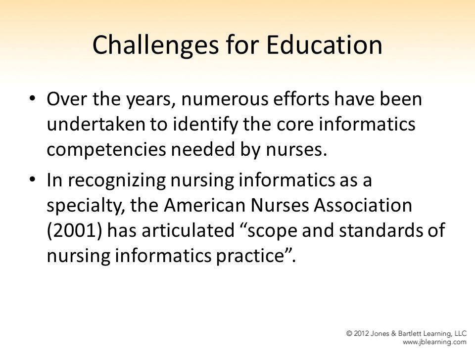 American Nursing Informatics Association
