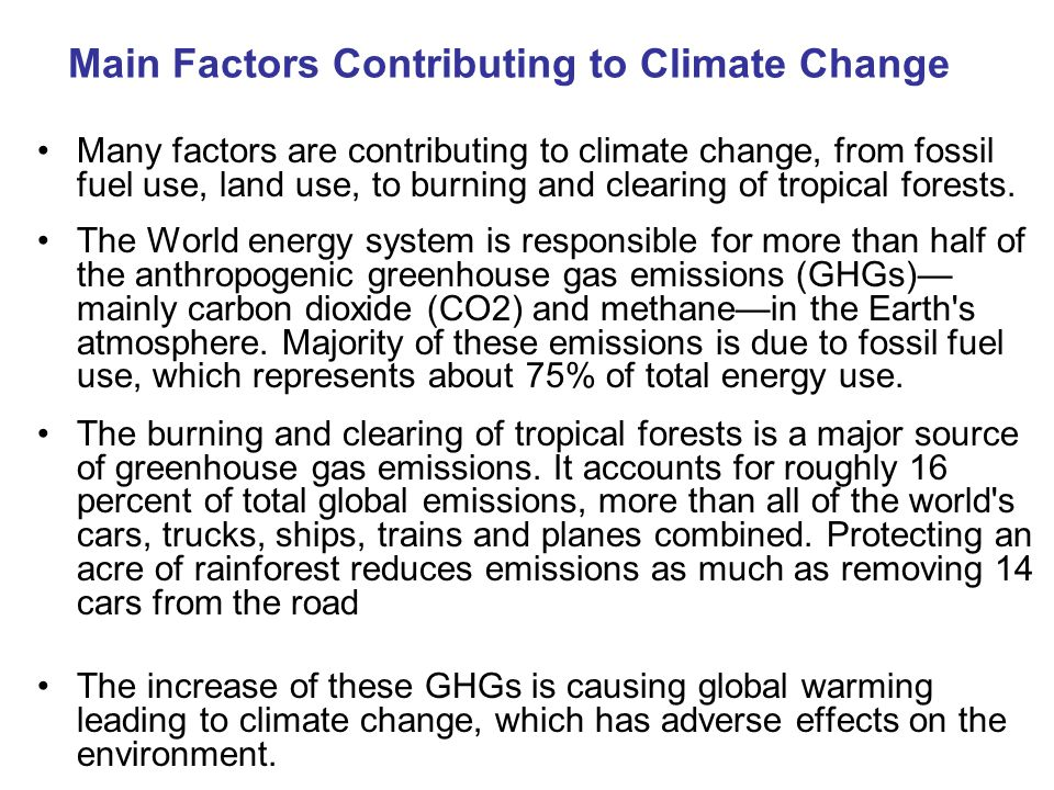 factors responsible for the changes and 4 what are the most critical factors causing ecosystem changes 41 what is a driver and how does it affect ecosystems 42 what are the indirect drivers and how are they changing.