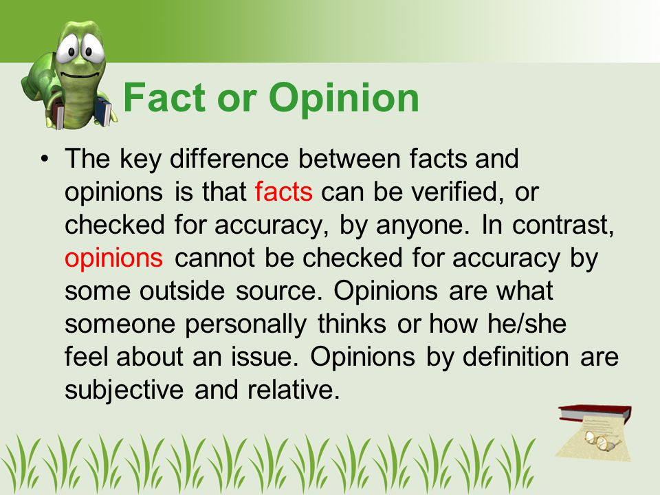 Fact and Opinion anchor chart- 4th grade | Anchor Charts &amp- Posters ...