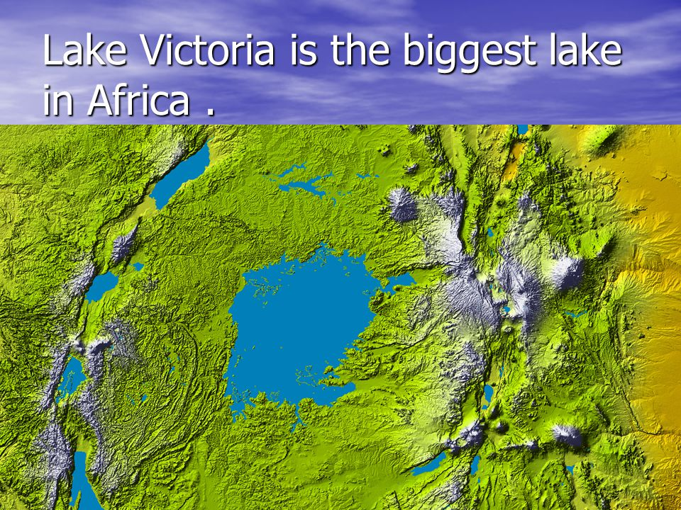 The River Nile Is The Longest River In The World Ppt Video - Longest river in each continent