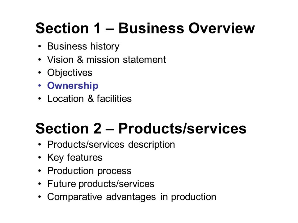 Business Location Analysis Example – Site Selection in Business Plan