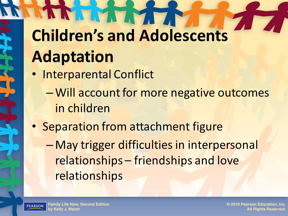 Children's and Adolescents Adaptation