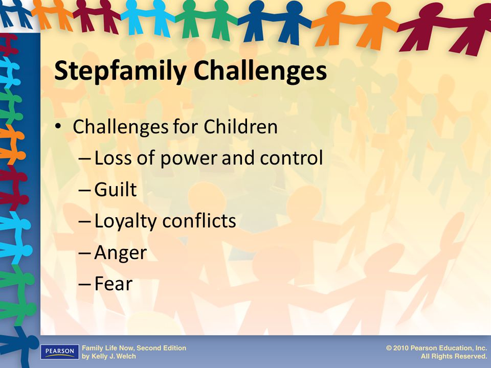 Stepfamily Challenges