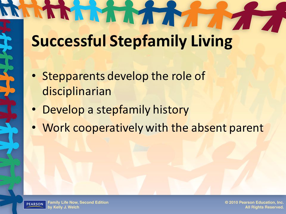 Successful Stepfamily Living