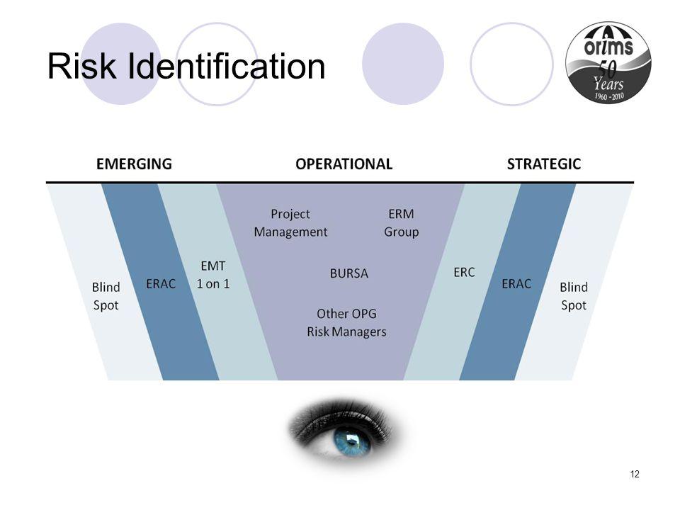 Enterprise Risk Management Tools Amp Techniques January 12