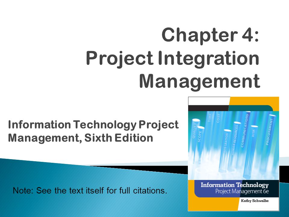 information technology project management essay Project success and failure: but the author was talking about information technology and information system project good project management is a process.