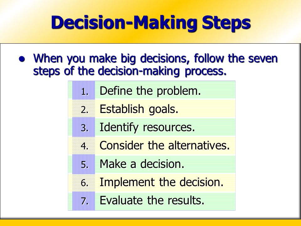 8 steps of decision making process 8- step decision-making process for executive order 11988 step 1: determine if the proposed action is in the base floodplain avoid floodplain.