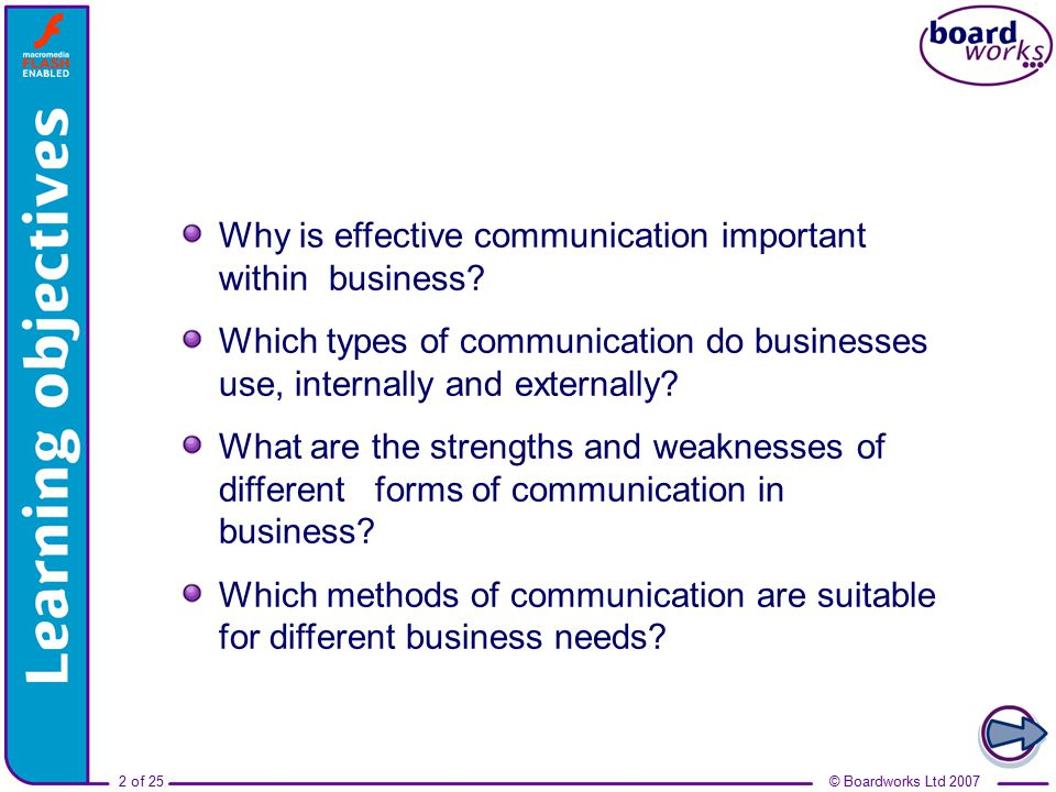 why effective communication is important 2 essay Free essays from bartleby | effective communication in business meetings the   1: recruitment methods 13 table 2: forms of written communication 15 table  3:  it is clear that effective communication is vital in the provision of safe and.