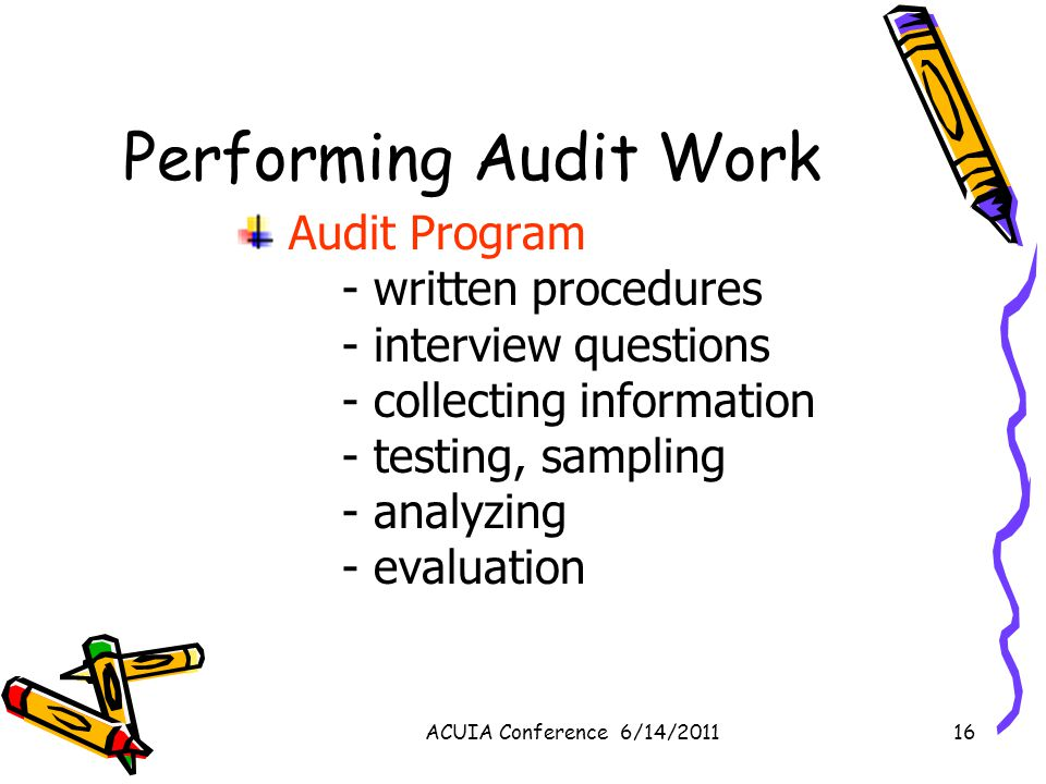information and communication audit work program Compliance program communication policy no 11201 1 effective  a work related violation by a county officer or  compliance program and audit services bureau .