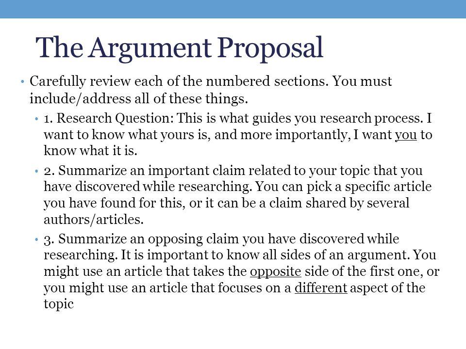 two-sided argumentative essay