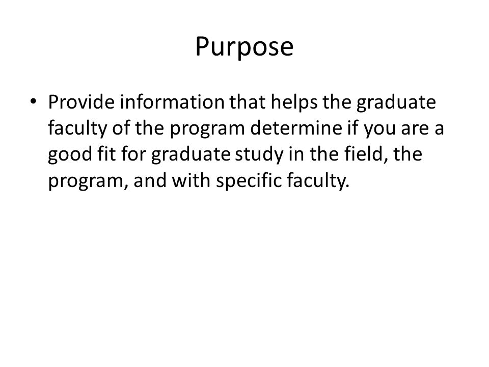 Personal Goal Statement  Ppt Video Online Download