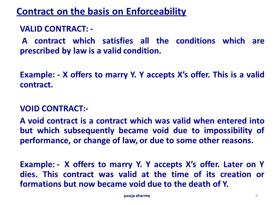 Difference Between …. Agreement & Contract…. … - Ppt Video Online