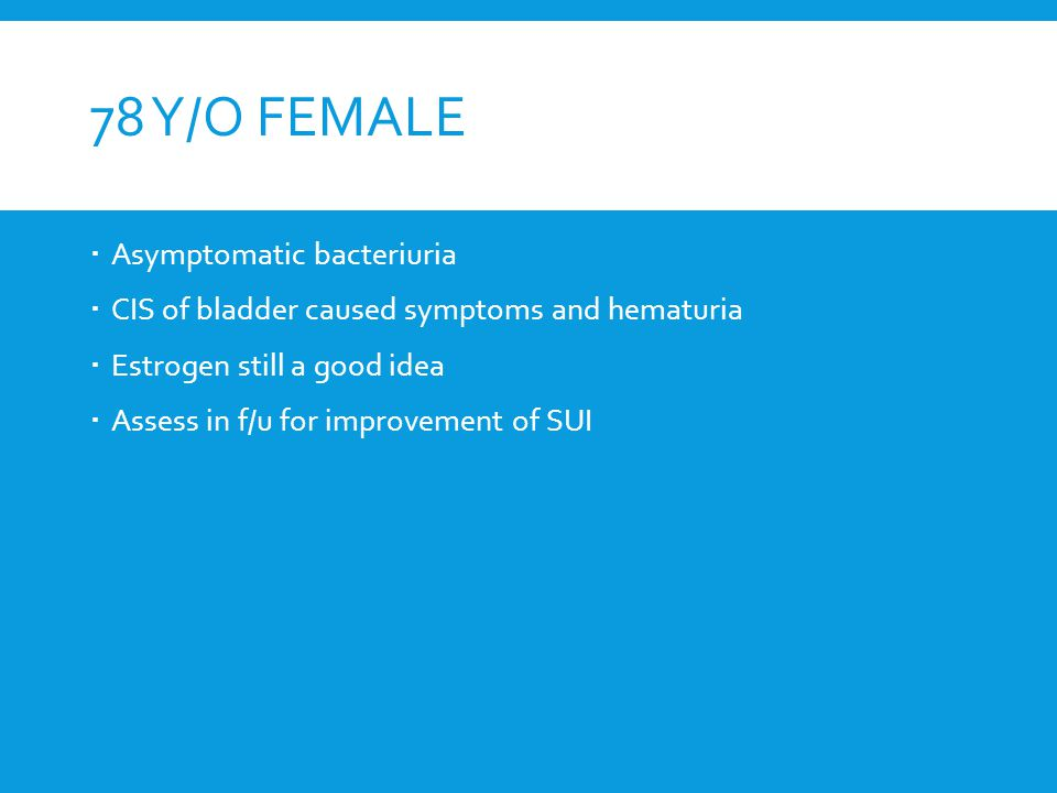 """""""Chronic"""" Urinary Tract Infections - ppt download"""