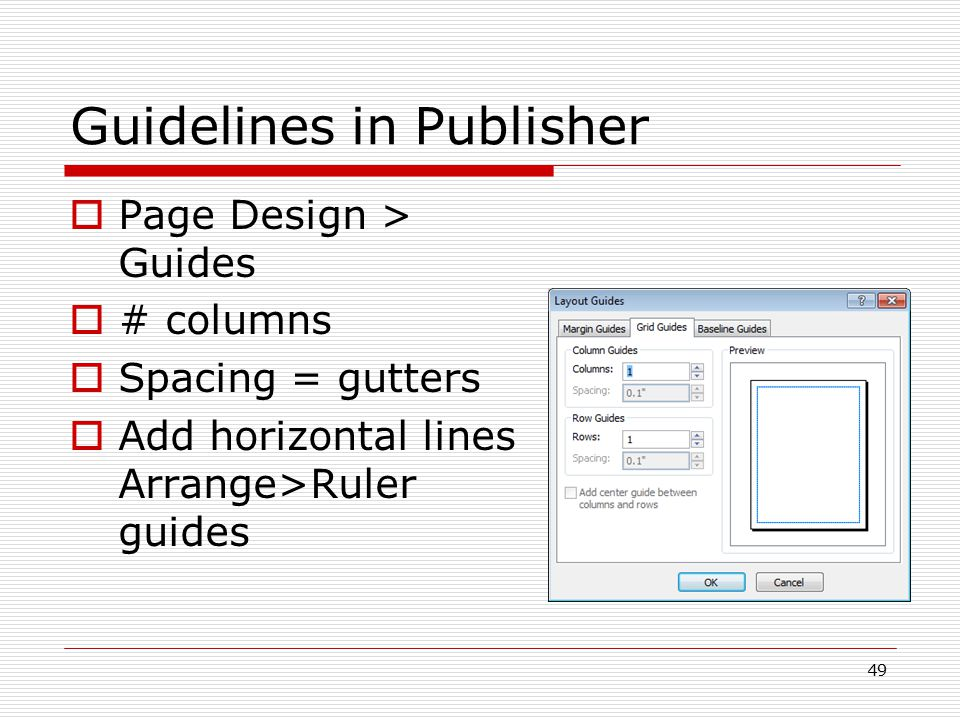 how to get thicker lines in publisher