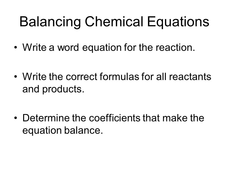 Balancing Chemical Equations Worksheet Tecnologialinstante – Simple Equations Worksheet