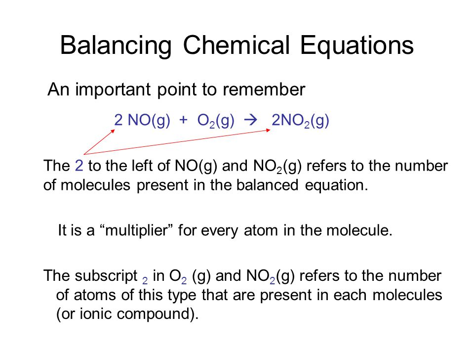 Chemistry balancing chemical equations worksheet balance the equation and classify it