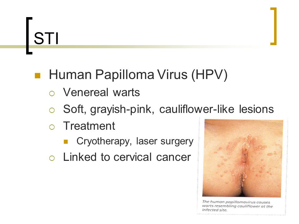 Good when vaginal hpv surgical treat